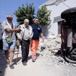 """Terremoto Ischia, panico e devastazione nell'isola più bella d'Europa. L'albergatore: """"Poteva essere strage"""" [GALLERY]"""