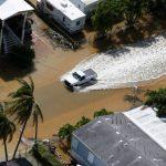 Uragano Irma: completamente inondata anche la storica città di Charleston, in South Carolina [FOTO]