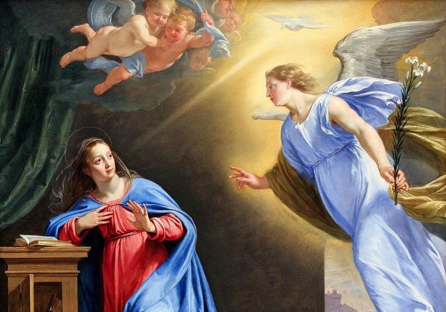 abbastanza San Gabriele Arcangelo: l'annunciatore per eccellenza delle divine  GF51