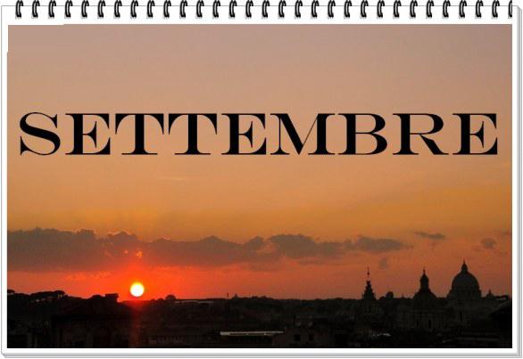 Fabuleux Buongiorno e buon settembre: ecco le immagini da condividere su  DL18