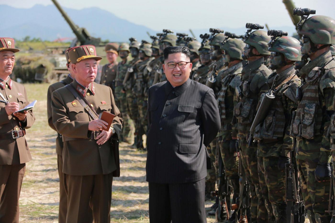 Nordcorea,