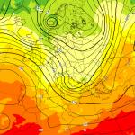 """Previsioni Meteo, la tempesta """"Xavier"""" spinge il maltempo dalla Germania all'Italia: veloce sfuriata tempestosa tra stasera e domani"""
