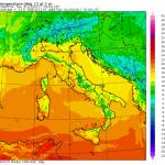 Previsioni Meteo: forti temporali all'estremo Sud tra la notte di Halloween e il 1° Novembre, bel tempo su tutto il resto d'Italia