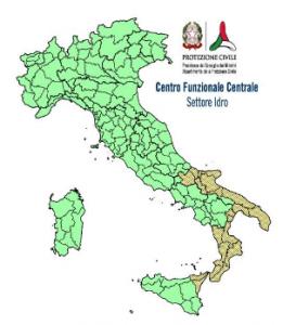 Allerta Meteo, Tempesta Mediterranea al Centro/Sud: nuovo avviso della protezione civile per oggi e domani