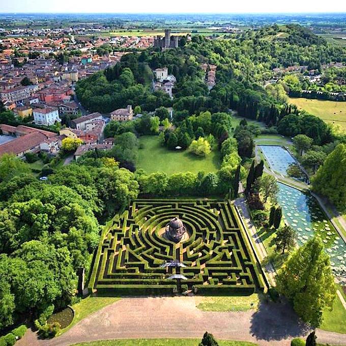 Parco giardino sigurt viaggio in uno dei parchi pi - Parco giardino sigurta valeggio sul mincio vr ...