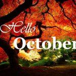 Buona domenica e buon ottobre: ecco le immagini da condividere oggi su Facebook e WhatsApp [GALLERY]