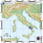 Terremoto in Campania: scossa avvertita anche in Basilicata, Calabria e Puglia [DATI e MAPPE]