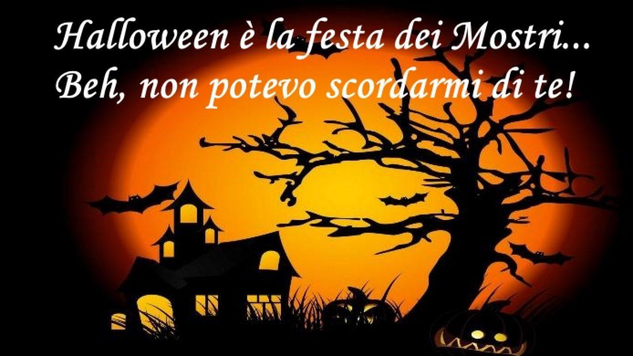 Buon Halloween 2017 Ecco Le Frasi Più Divertenti Da Inviare