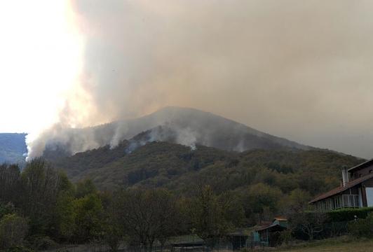 Piemonte, è ancora emergenza incendi