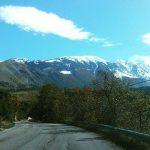 Sfuriata fredda del weekend, sull'Appennino è arrivata la neve: temperature a picco, -7°C stamattina in Abruzzo [FOTO e DATI]