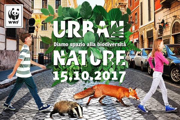 Prima edizione dell'Urban Nature domenica mattina in villa comunale