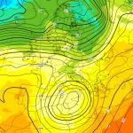 """Allerta Meteo, adesso tutti i modelli concordano sul """"Medicane"""" intorno alla Sicilia: ecco l'uragano Mediterraneo """"Numa"""""""