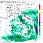 """Allerta Meteo, l'Uragano Mediterraneo """"Numa"""" entra nel Canale di Sicilia: diventerà un """"mostro"""" sullo Jonio, saranno 48 ore terribili al Sud"""