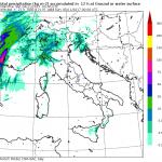 Allerta Meteo per Domenica 5 Novembre: sarà una giornata terribile, 7 Regioni a rischio alluvione in serata