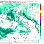 Allerta Meteo, nuova violenta ondata di maltempo da Giovedì pomeriggio sull'Italia: rischio alluvione al Centro/Sud [MAPPE]