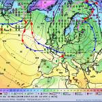 Previsioni Meteo, cambia la traiettoria dell'ondata di freddo di Lunedì: scenario inquietante per l'Italia, ecco gli ultimi aggiornamenti