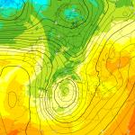 """Allerta Meteo, mappe spaventose per il Sud Italia: l'irruzione fredda innescherà un altro """"Uragano Mediterraneo"""", 4 giorni da incubo [MAPPE]"""