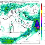 Allerta Meteo, la tempesta di fine Novembre è arrivata sull'Italia: super sciroccata al Centro/Sud, piogge alluvionali sulle Regioni tirreniche [LIVE]