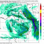 Allerta Meteo, ciclone sul Tirreno: forte maltempo per tutta la settimana, soprattutto al Centro/Sud [MAPPE]