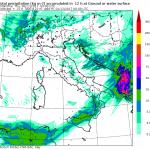 Allerta Meteo, la tempesta si dirige verso l'estremo Sud: bombe d'acqua verso Sicilia, Calabria, Basilicata e Puglia