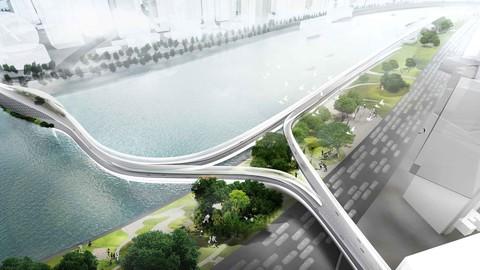 BMW progetto tubi elevati