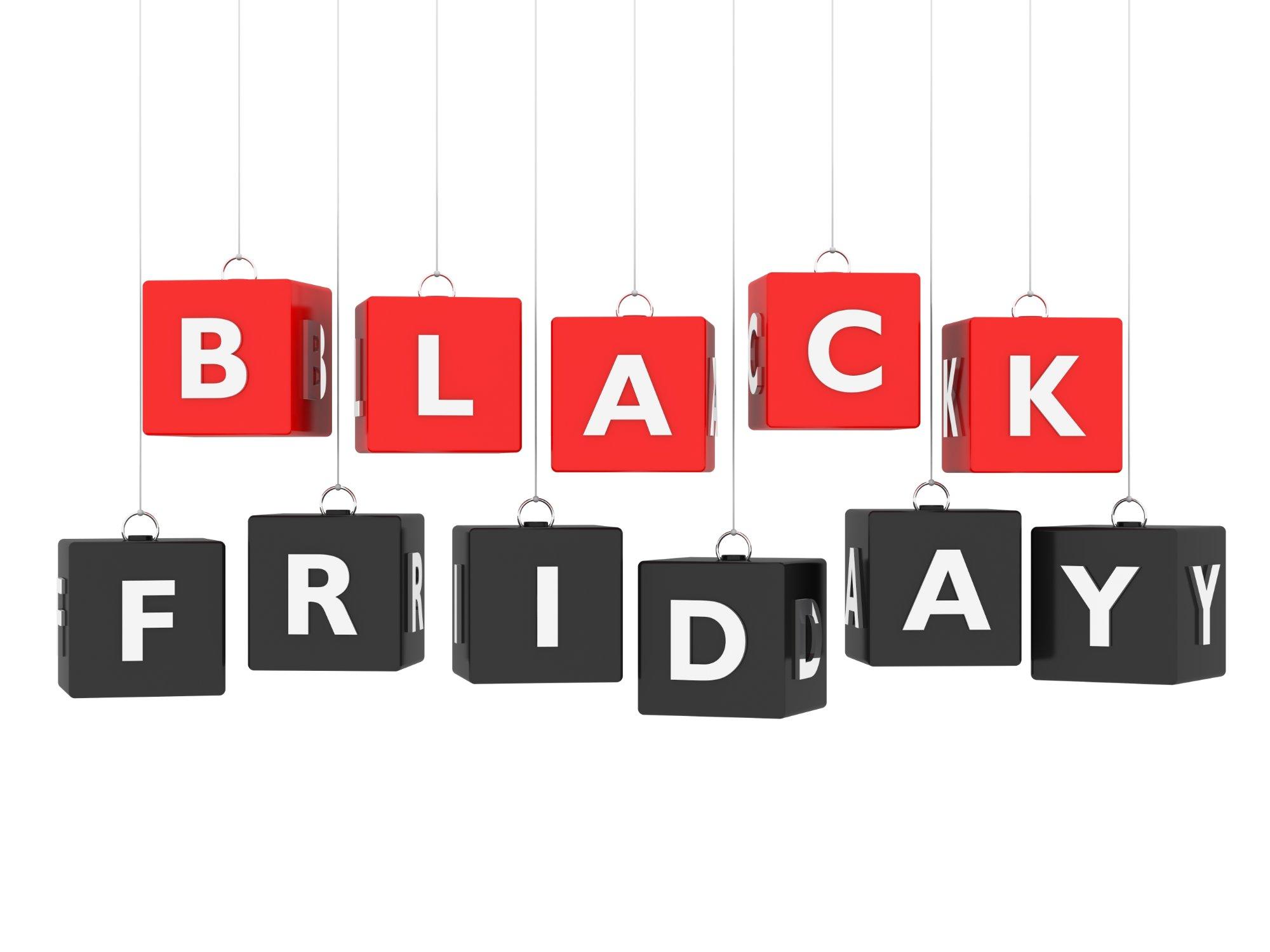 brand new 743ba bb547 L attesa è finita  torna oggi il cosiddetto  Black Friday , la giornata  dedicata all acquisto di prodotti a prezzi scontati che inaugura lo  shopping ...
