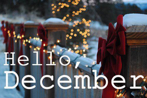 Buongiorno Buon Dicembre