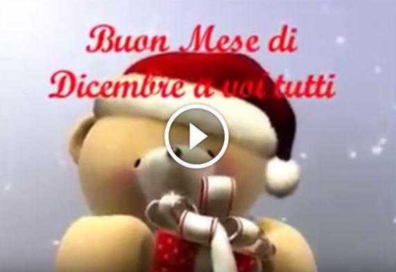 Super Buongiorno e Buon Dicembre: ecco IMMAGINI e VIDEO da condividere  WG52