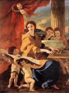 22 novembre, Santa Cecilia: vita e opere più rappresentative