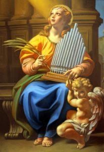 22 novembre, Santa Cecilia: i patronati e il suo legame con la musica
