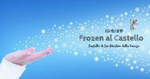 Frozen Christmas al Castello di San Martino della Vaneza