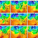 Previsioni Meteo, mappe terribili per il prossimo weekend al Sud: rischio piogge alluvionali tra sabato 11 e domenica 12 Novembre