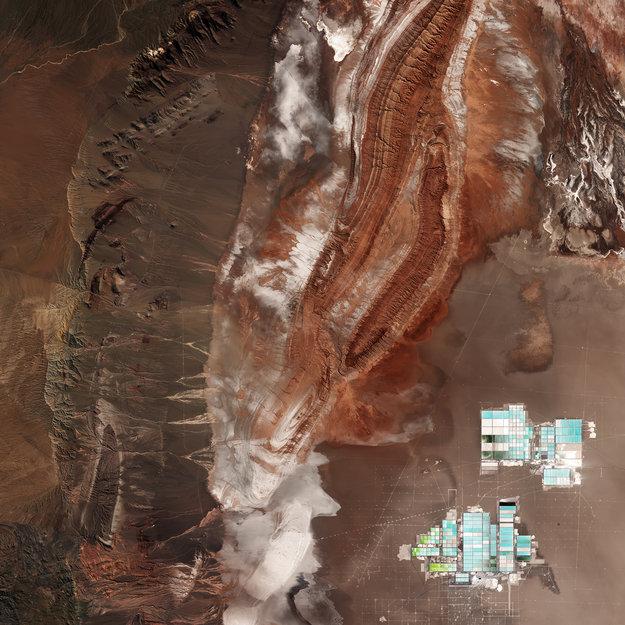 Salar de Atacama Cile