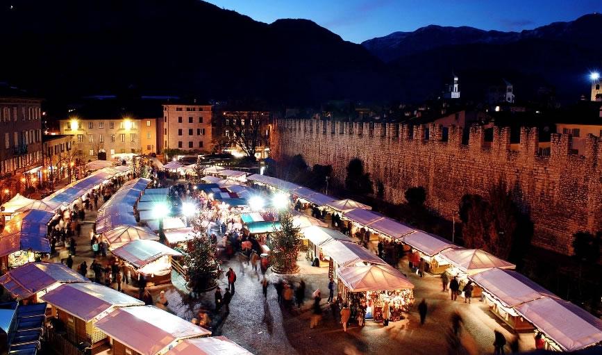 Natale A Trento.Ecostenibilita I Mercatini Di Natale Di Trento Sempre Piu Green Meteoweb
