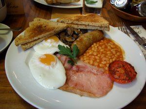 colazione america