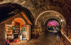 Turismo natalizio: ecco il Villaggio di Babbo Natale di Venaria Reale