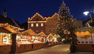 Alto Adige: il fiabesco Mercatino di Natale di Vipiteno