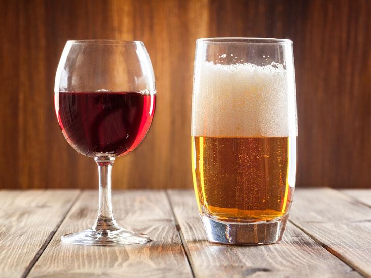 alcol vino birra