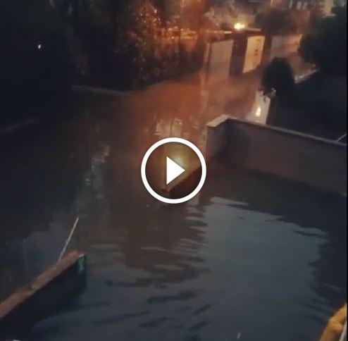 maltempo allagamenti pescara