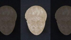 testa busto romano