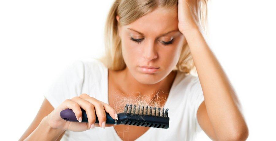 caduta anticipata dei capelli