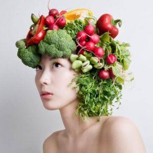 l'alimentazione riduce la perdita dei capelli