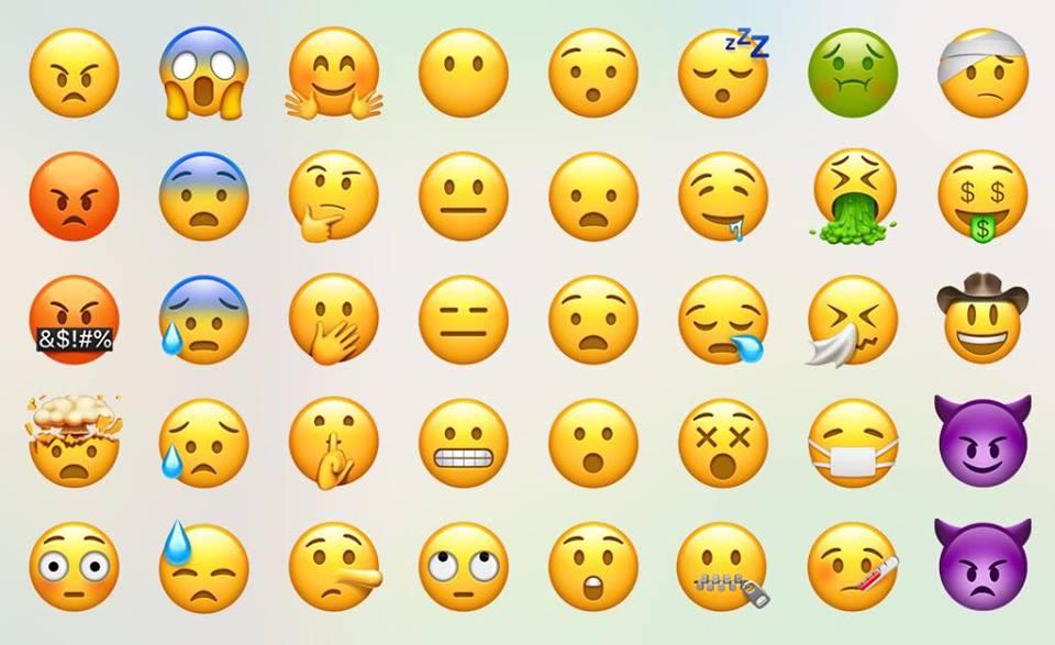 Whatsapp arrivano 157 nuovissime emoji ecco quali sono for Nuove immagini per whatsapp