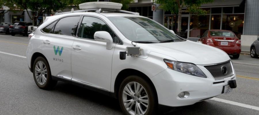 google auto guida autonoma
