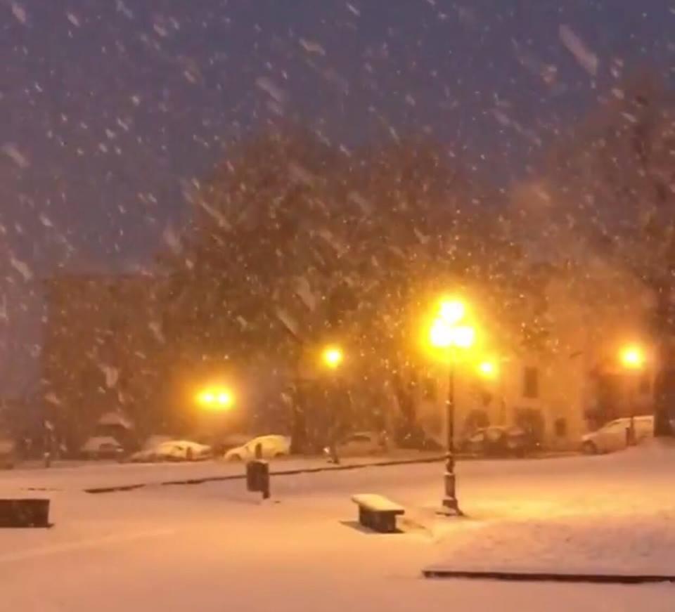 maltempo toscana neve 2