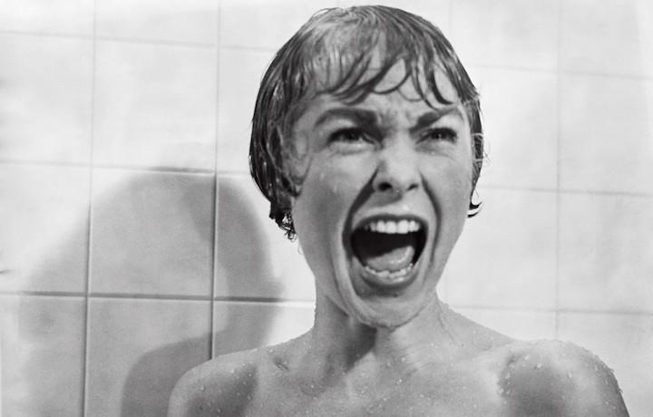 paura di lavarsi