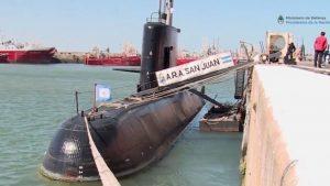 Sottomarino scomparso dell'Atlantico: rimosso il capo della Marina