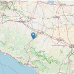 Forte scossa di terremoto avvertita al Centro/Nord [DATI e MAPPE INGV]