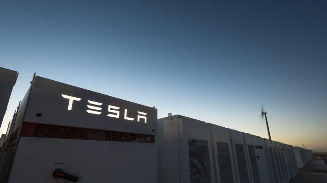 tesla ha costruito la pi grande batteria del mondo in australia in meno di 100 giorni meteo web. Black Bedroom Furniture Sets. Home Design Ideas