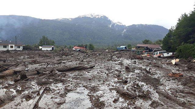 Alluvione Cile